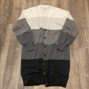 ✨ 2 for $30 ✨ American Eagle Colourblock Cardigan